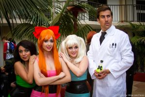 ALA 2014 - The Powerpuff Girls by BrianFloresPhoto