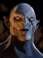 Azog by sporloes