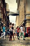 Street life by akronic