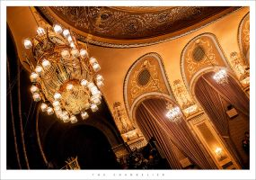 Chandelier by Nylons