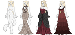 Aria Doll Outfits by danielleclaire