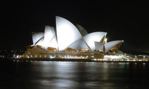 Reflections of an Opera House by Bobby01