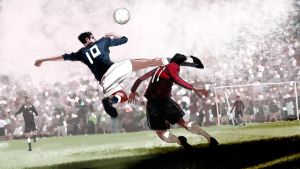 The Battle of Santiago 1962 World Cup by johnrholmes