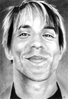 Anthony Kiedis by marcusfearnley