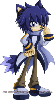 Kaito.: Sonic Style by Darkeur