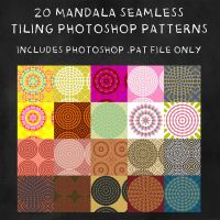 Patterns: Manadalas by HGGraphicDesigns
