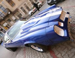 Muscle Car by crisvsv