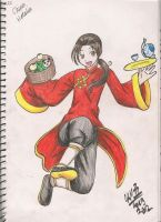 hetalia china by Gresta-GraceM