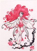Raspberry Fairy by tanuki-chan