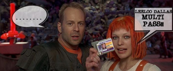 LEELOO DALLAS MULTI PASS!!! by MichaelsGal