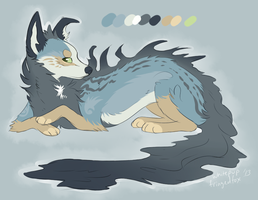 Dog Adopt Sold by fringedfox