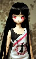 Chizu-chan ooak doll for SALE! by L63player