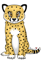 Cheetah by KorueSenpai