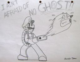 Ghostbuster by yoshimario64
