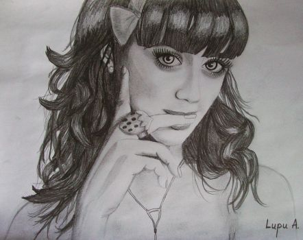 Katy Perry by anmrlp88