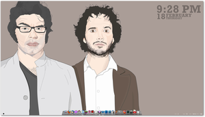 ConChords Clean by jonoisawitness