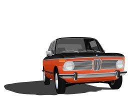 BMW 2002 by matt-chops