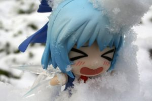 Nendoroid- Cirno 1 by Charlotte-Chan