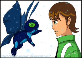 Ben 10 - Love At First Sight by StrawberrySwirl