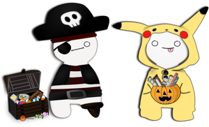 Pirate/ Pikachu Cry by xwennxcookiex