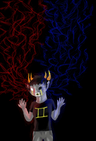 HS- Sollux by ashe-the-hedgehog