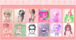 Art Summary {2013} by Riftress