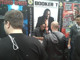 NYCC 2012: Booker T Sighted by DestinyDecade