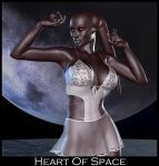 Heart Of Space by ExGemini