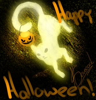 Holloween by PuzzlingPredicament