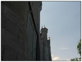 The Castle Wall by Xwinger
