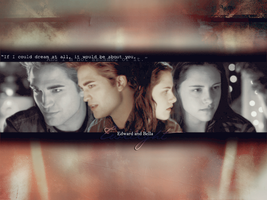 Edward and Bella. by Spenne