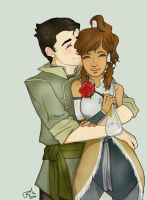 You're one of a kind, Bolin. by Tagzii