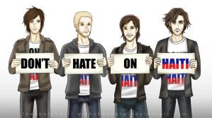 AAR: Don't Hate on Haiti by TheSketcher