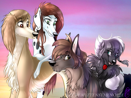 Quartet by MittensTheNoble