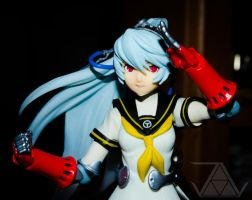 Labrys - 002 - Ready to rock! by PlasticSparkPhotos