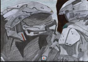 Halo Wars by Bloodshedshuriken