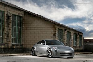 500whp Single Turbo 350Z by JDMOTO