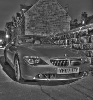 The Silver BMW by Maxdicapua