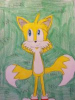 Relaxing Tails by tailsthefoxlover715