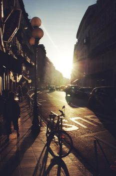 Streets by FineAmor