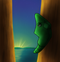 011 Metapod by PokeGirl5