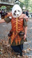Autumn Leaf Armor by TheScreamingNorth