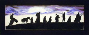 The Fellowship of the Ring by Eternal-Image