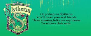 Slytherin by wolfram-and-hart2010