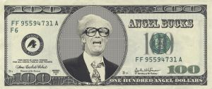 Harry Caray - Angel Bucks by pierski