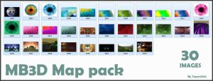 mb3d new pack - By Topas2012 by Topas2012