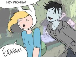 Marshall lee fionna squeal by eternallost