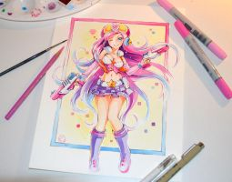Arcade Miss Fortune by Lighane