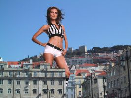 Heidi in Lisbon by Accasbel