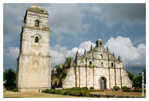 Paoay Church by bpetines